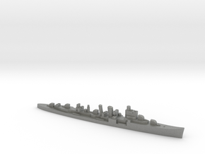 HMS Delhi 1:1800 WW2 naval cruiser in Gray PA12
