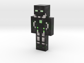 stingerthedragon | Minecraft toy in Natural Full Color Sandstone
