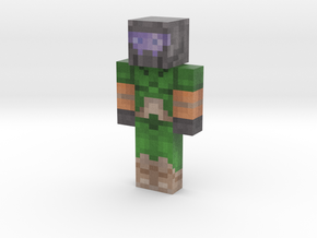 Xisuma | Minecraft toy in Natural Full Color Sandstone
