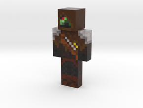 paladinrofl | Minecraft toy in Natural Full Color Sandstone