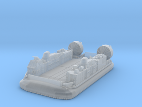 LCAC Hovercraft Vehicle 1/220 in Smooth Fine Detail Plastic
