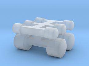 UBL Wiener Linien Scheinwerfer in Smooth Fine Detail Plastic