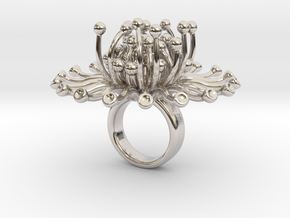 Lysme - Bjou Designs in Rhodium Plated Brass