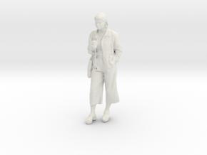Printle C Femme 389 - 1/24 - wob in White Natural Versatile Plastic