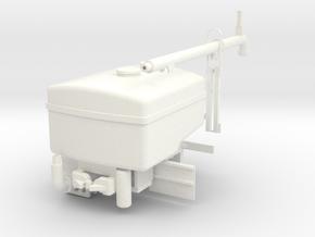 1/87 Zunhammer Gülleaufbau für K700A  in White Processed Versatile Plastic: 1:87 - HO