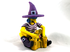 Sand Witch in Natural Full Color Sandstone
