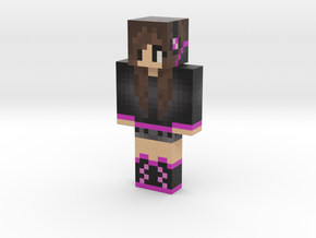 GabbyGamesMC | Minecraft toy in Natural Full Color Sandstone