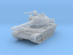 T55 A Tank 1/160 in Smooth Fine Detail Plastic