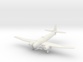 1/144 Mitsubishi Q1M in White Natural Versatile Plastic