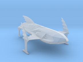 Batboat Returns 160 scale in Smooth Fine Detail Plastic