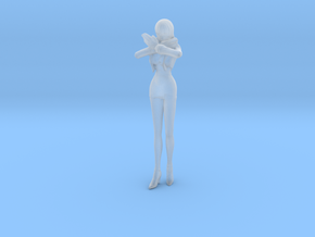 Printle V Femme 1312 - 1/87 - wob in Smooth Fine Detail Plastic