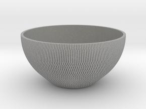 Bowl Pixels in Aluminum