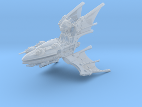 Eldar Capital Ship - Concept 1  in Smooth Fine Detail Plastic