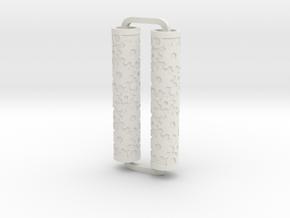 Slimline Pro gears ARTG in White Natural Versatile Plastic