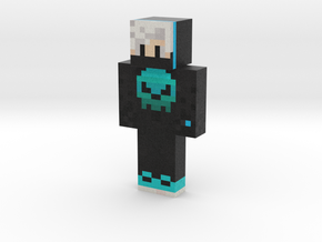 TheRealBexxi | Minecraft toy in Natural Full Color Sandstone