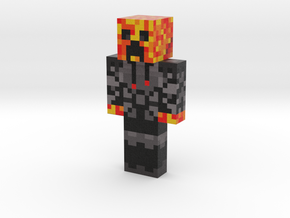 DoTheFlip   Minecraft toy in Natural Full Color Sandstone