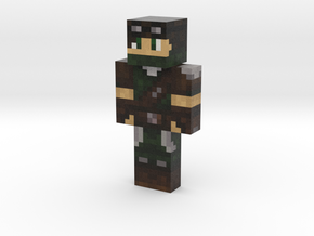 Synray | Minecraft toy in Natural Full Color Sandstone
