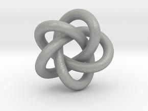 5 Infinity Knot in Aluminum