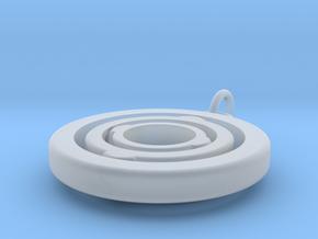 """Rotating Suspension """"Orbit"""" in Smoothest Fine Detail Plastic: Medium"""
