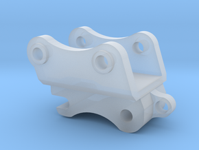 1:50 20 Ton Excavator Quick Coupler  in Smooth Fine Detail Plastic