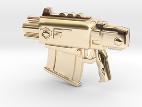 Bolter v1 in 14K Yellow Gold