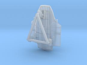 V shuttle Skyfighter Visitors TOS in Smooth Fine Detail Plastic: 1:220 - Z