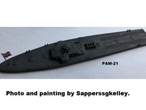 1/144th scale Hungarian Armoured Mine Layer PAM-21 in Smooth Fine Detail Plastic