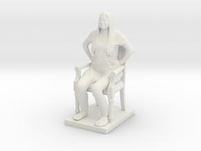 Printle C Femme 424 - 1/24 in White Natural Versatile Plastic