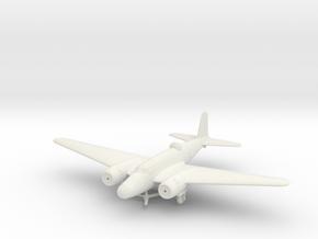 1/144 Mitsubishi Ki-21 II in White Natural Versatile Plastic