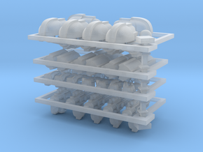 Premium Conversion Kit : Classic Arms (x5) in Smoothest Fine Detail Plastic