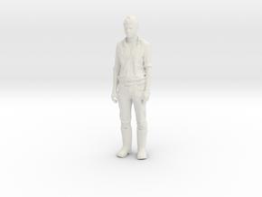 Printle C Homme 2601 - 1/24 - wob in White Natural Versatile Plastic