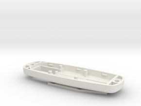 Cadillac seat release in White Natural Versatile Plastic