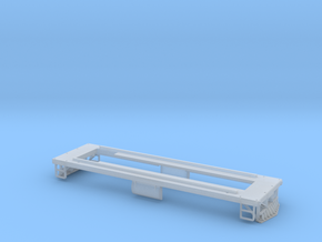 HOn30  29 Ton Frame in Smooth Fine Detail Plastic