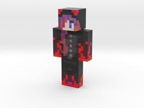 Ruka | Minecraft toy in Natural Full Color Sandstone