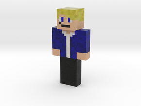 dave2356 | Minecraft toy in Natural Full Color Sandstone