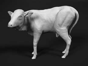 Ankole-Watusi 1:160 Calf in Smooth Fine Detail Plastic