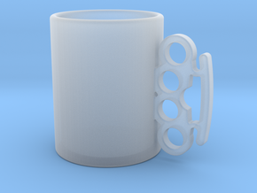 Coffee cup in Smoothest Fine Detail Plastic