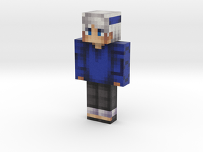BYEYZZO | Minecraft toy in Natural Full Color Sandstone