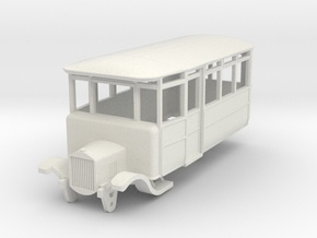 o-100-dv-5-3-ford-railcar in White Natural Versatile Plastic