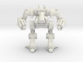 Nova Mechanized Walker System - Laser Variant in White Natural Versatile Plastic