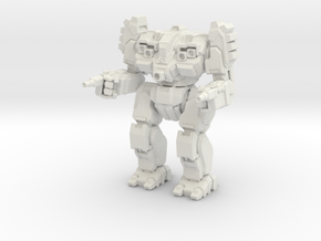 SLDF Battlemaster Mechanized Walker System - Alter in White Natural Versatile Plastic