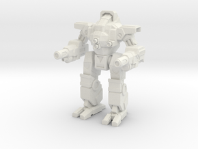 Hijackal Mechanized Walker System  in White Natural Versatile Plastic