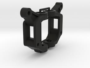 Tamiya Terra Scorcher C3 Custom, Thundershot C-Hub in Black Natural Versatile Plastic