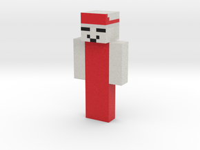 Milky_Fresh | Minecraft toy in Natural Full Color Sandstone