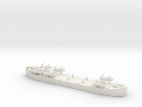 Landing Ship tank MK 2 LST 1/800 2 in White Natural Versatile Plastic