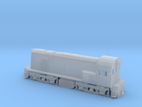 N Scale SAR 800 Class in Smooth Fine Detail Plastic