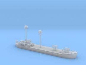 Landing Ship tank MK 2 LST 1/800  FDT in Smooth Fine Detail Plastic