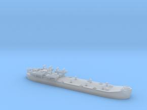 Landing Ship tank MK 2 LST 1/800  5 in Smooth Fine Detail Plastic