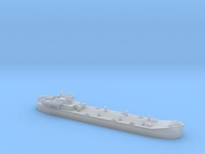 Landing Ship tank MK 2 LST 1/800  4 in Smooth Fine Detail Plastic