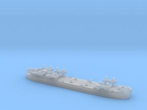 Landing Ship tank MK 2 LST 1/800 2 in Smooth Fine Detail Plastic
